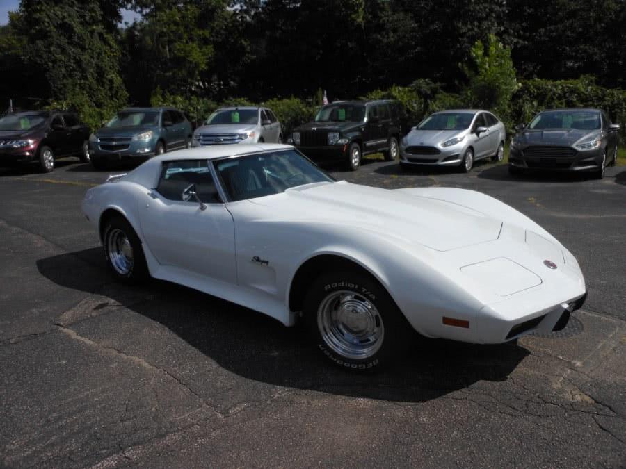 Used 1976 Chevrolet Corvette in Yantic, Connecticut | Yantic Auto Center. Yantic, Connecticut
