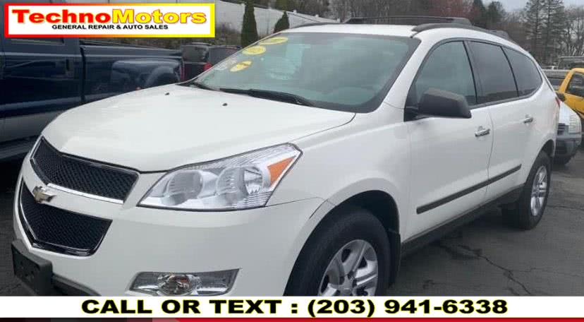 Used 2012 Chevrolet Traverse in Danbury , Connecticut | Techno Motors . Danbury , Connecticut