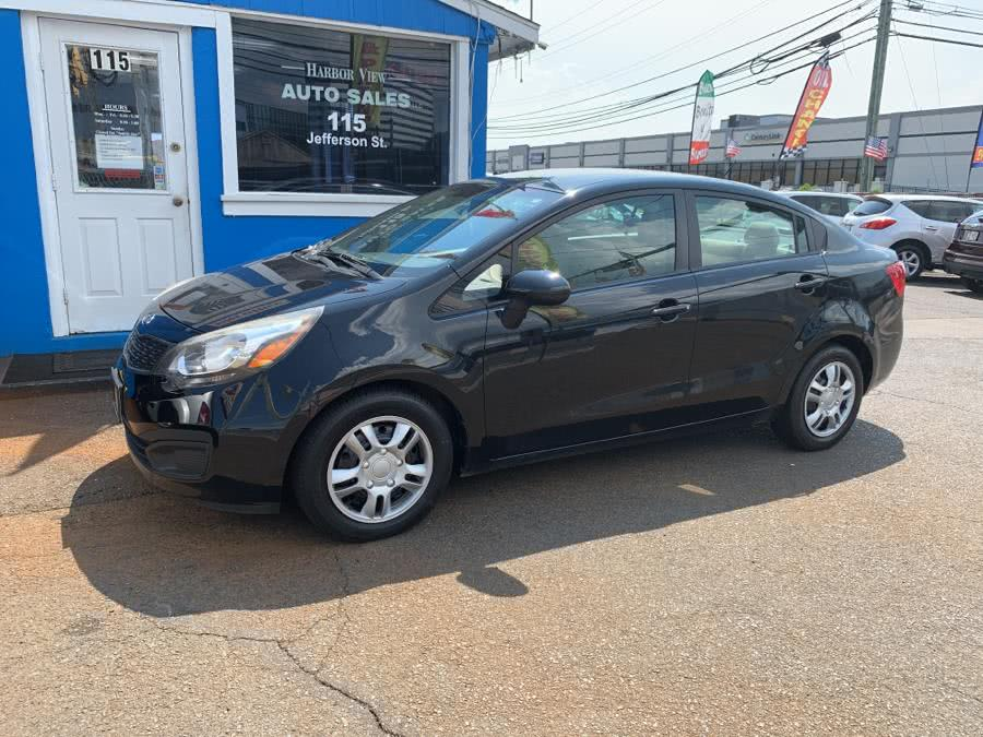 Used 2012 Kia Rio in Stamford, Connecticut | Harbor View Auto Sales LLC. Stamford, Connecticut