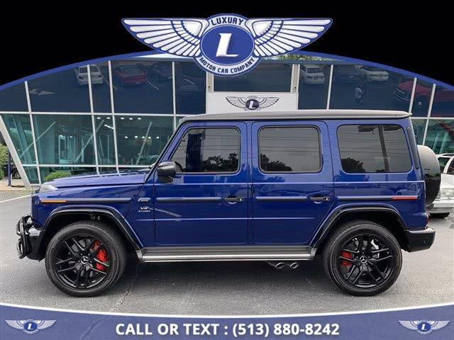 Used Mercedes-benz G-class AMG G 63 2020 | Luxury Motor Car Company. Cincinnati, Ohio