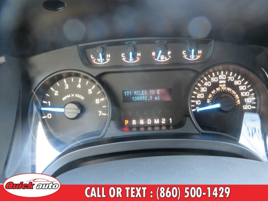 "Used Ford F-150 4WD SuperCab 145"" STX 2014 | Quick Auto LLC. Bristol, Connecticut"