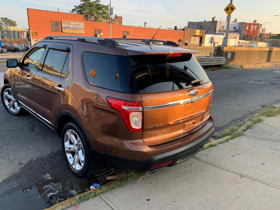 Used Ford Explorer 4WD 4dr Limited 2012 | Brooklyn Auto Mall LLC. Brooklyn, New York