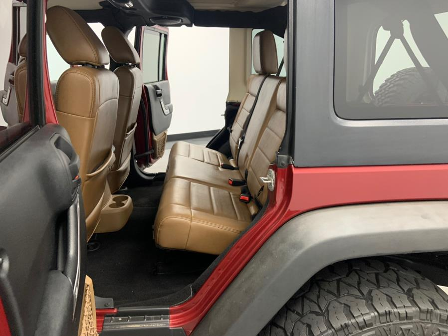 Used Jeep Wrangler Unlimited 4WD 4dr Rubicon 2011   M Auto Group. Elizabeth, New Jersey