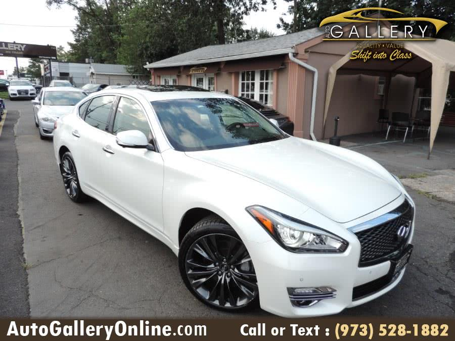 Used 2016 INFINITI Q70 in Lodi, New Jersey | Auto Gallery. Lodi, New Jersey