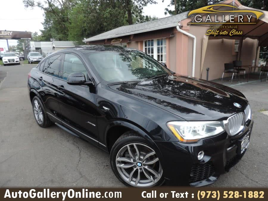 Used 2016 BMW X4 in Lodi, New Jersey | Auto Gallery. Lodi, New Jersey