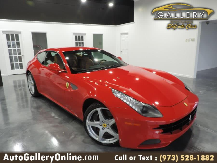 Used 2012 Ferrari FF in Lodi, New Jersey | Auto Gallery. Lodi, New Jersey