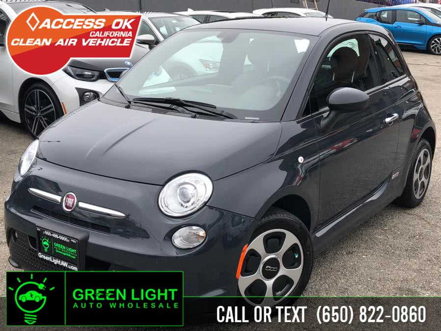 Used FIAT 500e Base 2017 | Green Light Auto Wholesale. Daly City, California