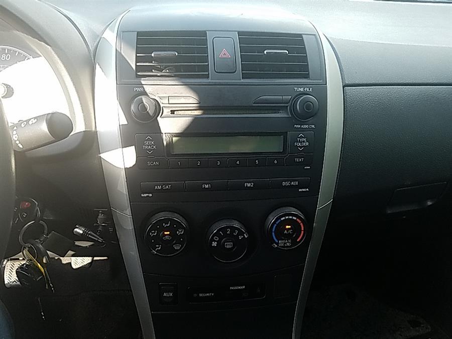 Used Toyota Corolla 4dr Sdn Man S (Natl) 2009   Chadrad Motors llc. West Hartford, Connecticut