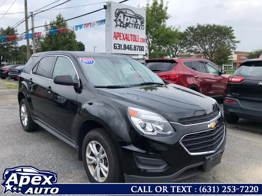 Used 2017 Chevrolet Equinox in Selden, New York | Apex Auto. Selden, New York