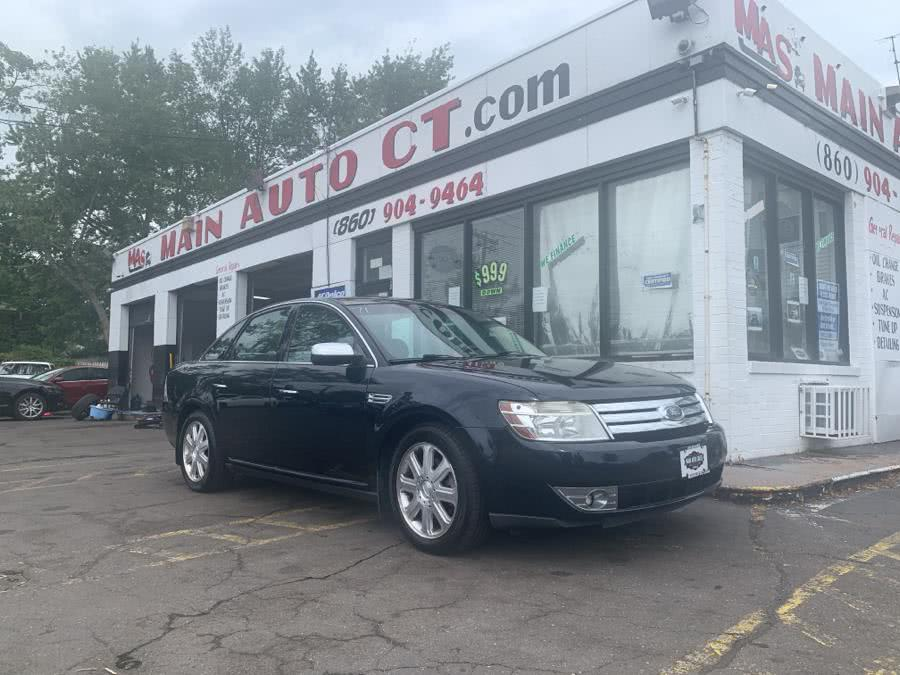 Used 2008 Ford Taurus in Hartford, Connecticut | Main Auto Sales LLC. Hartford, Connecticut