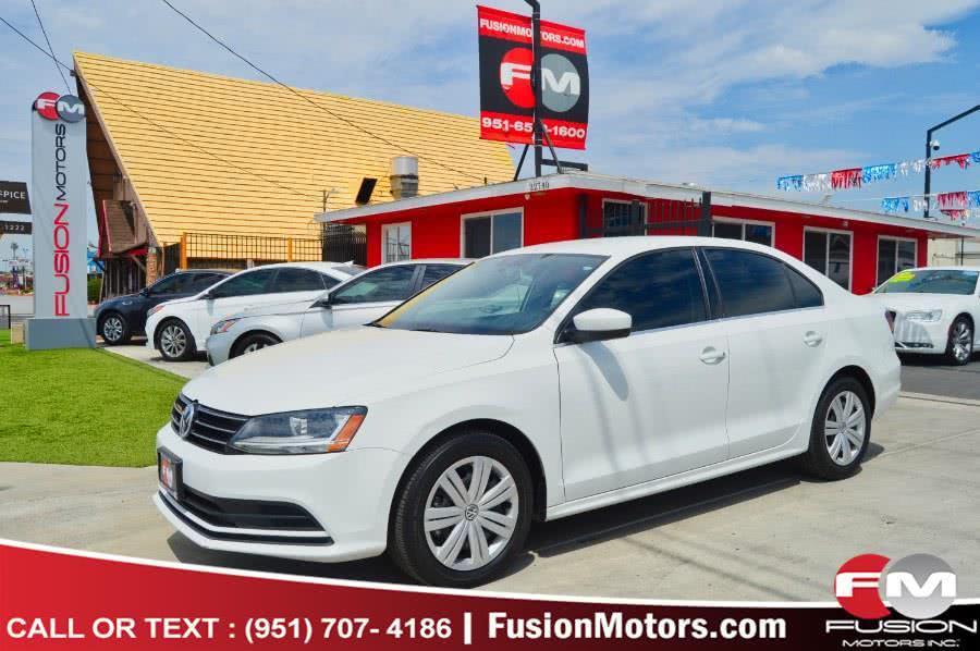 Used 2017 Volkswagen Jetta in Moreno Valley, California | Fusion Motors Inc. Moreno Valley, California