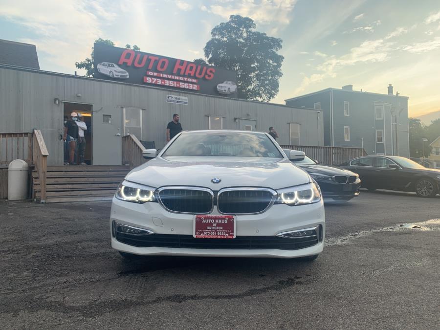 Used BMW 5 Series 530i xDrive Sedan 2017   Auto Haus of Irvington Corp. Irvington , New Jersey