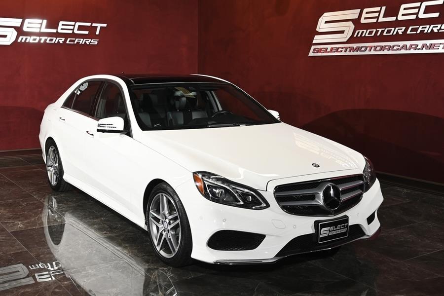 Used Mercedes-benz E-class  2014 | Select Motor Cars. Deer Park, New York