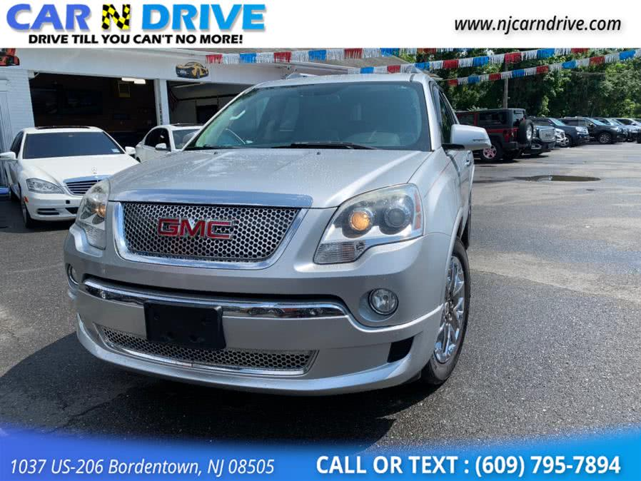 Used 2011 GMC Acadia in Bordentown, New Jersey | Car N Drive. Bordentown, New Jersey