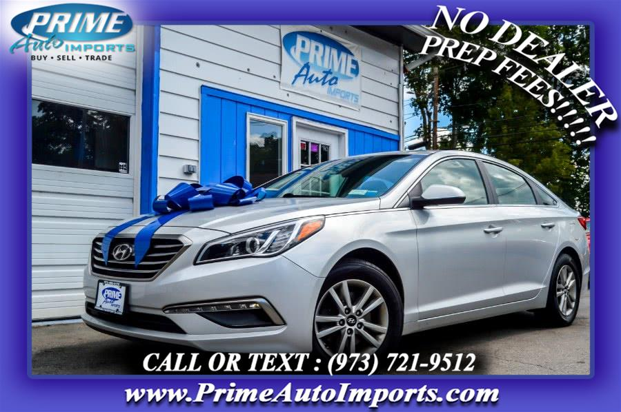 Used 2015 Hyundai Sonata in Bloomingdale, New Jersey | Prime Auto Imports. Bloomingdale, New Jersey