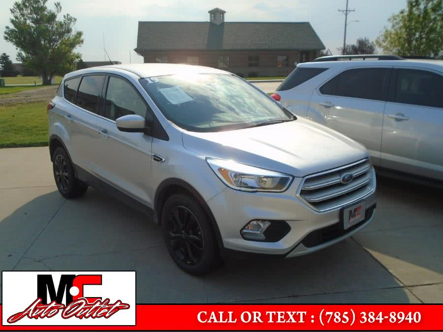 Used 2019 Ford Escape in Colby, Kansas | M C Auto Outlet Inc. Colby, Kansas