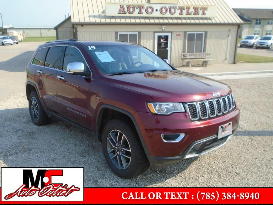 Used 2019 Jeep Grand Cherokee in Colby, Kansas | M C Auto Outlet Inc. Colby, Kansas