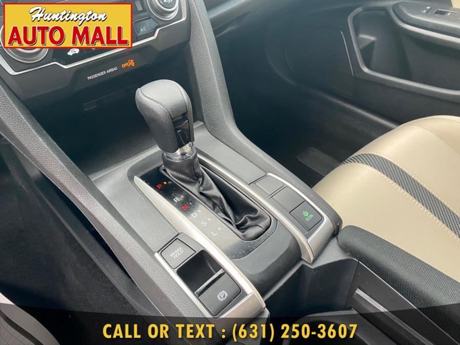 Used Honda Civic Sedan 4dr CVT LX 2016   Huntington Auto Mall. Huntington Station, New York
