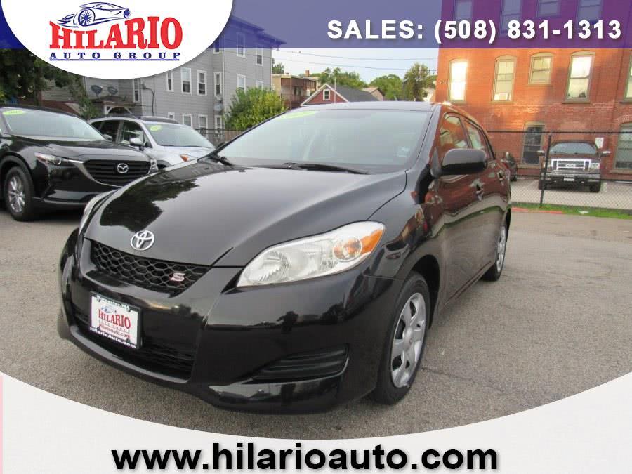 Used 2009 Toyota Matrix in Worcester, Massachusetts | Hilario's Auto Sales Inc.. Worcester, Massachusetts