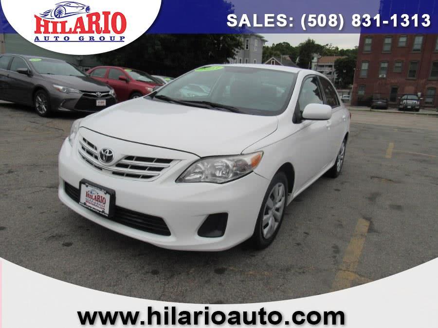 Used 2013 Toyota Corolla in Worcester, Massachusetts | Hilario's Auto Sales Inc.. Worcester, Massachusetts