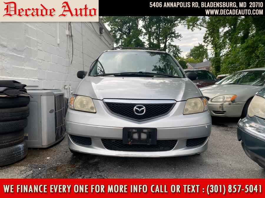 Used 2003 Mazda MPV in Bladensburg, Maryland | Decade Auto. Bladensburg, Maryland