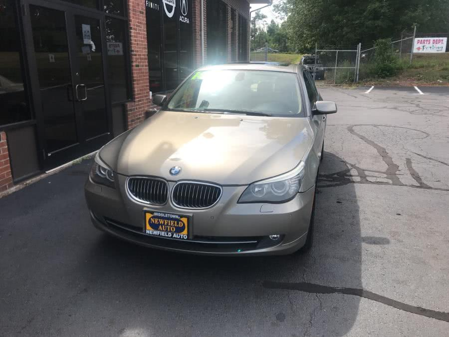 Used 2010 BMW 5 Series in Middletown, Connecticut | Newfield Auto Sales. Middletown, Connecticut