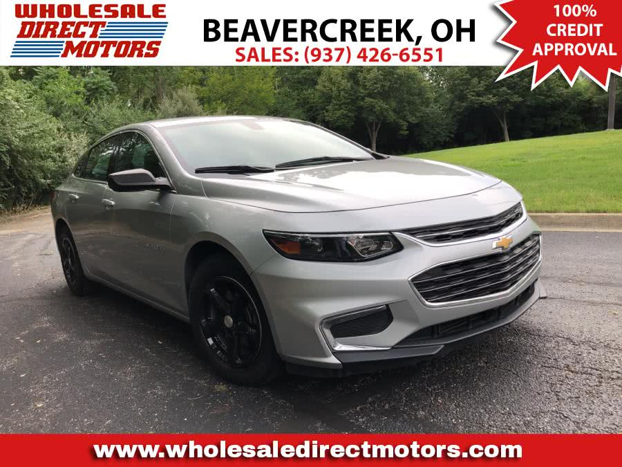 Used 2017 Chevrolet Malibu in Beavercreek, Ohio | Wholesale Direct Motors. Beavercreek, Ohio