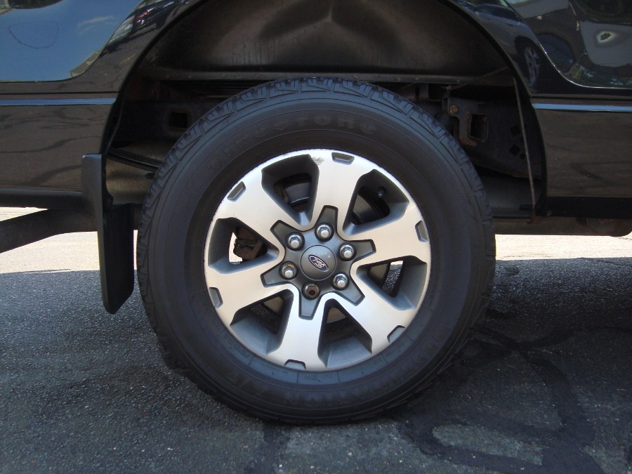 """Used Ford F-150 4WD SuperCab 145"""" STX 2014   Yara Motors. Manchester, Connecticut"""
