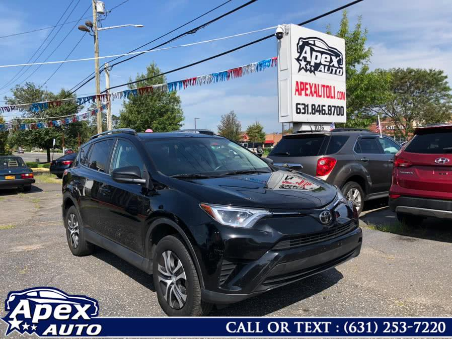 Used Toyota RAV4 LE AWD (Natl) 2017 | Apex Auto. Selden, New York