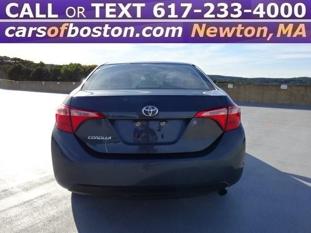 Used Toyota Corolla L CVT (Natl) 2017 | Jacob Auto Sales. Newton, Massachusetts