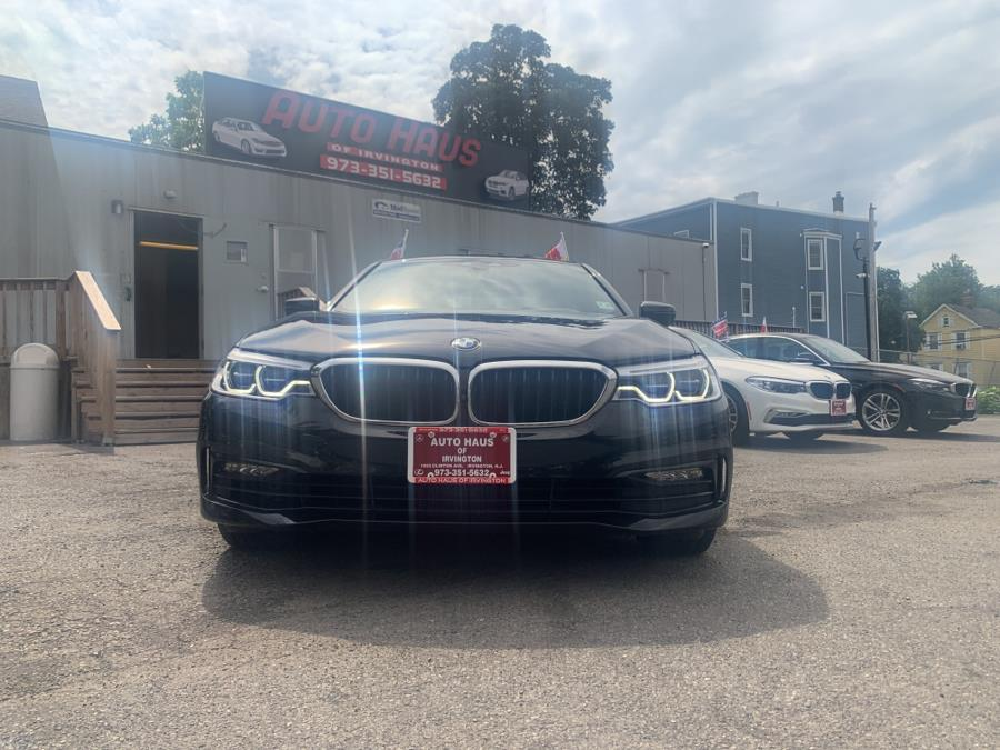 Used BMW 5 Series 540i xDrive Sedan 2017 | Auto Haus of Irvington Corp. Irvington , New Jersey