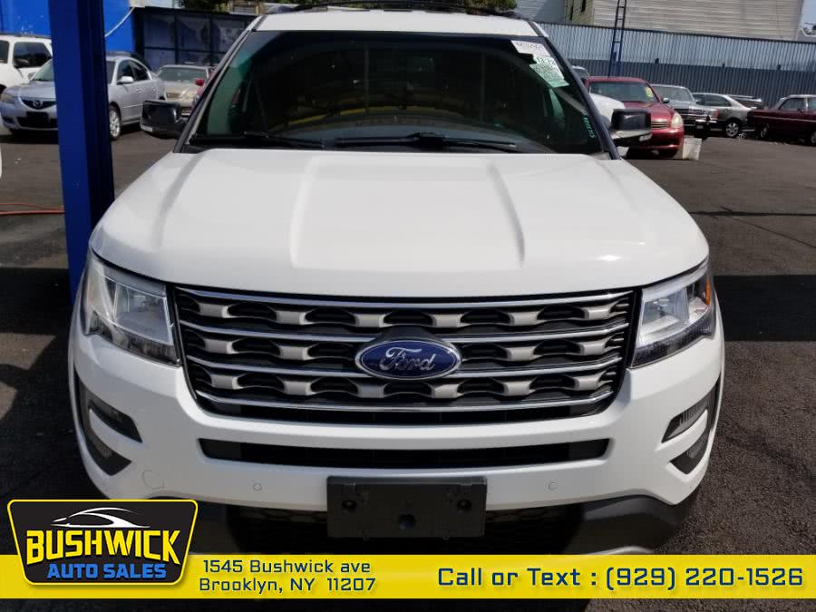 Used 2016 Ford Explorer in Brooklyn, New York | Bushwick Auto Sales LLC. Brooklyn, New York