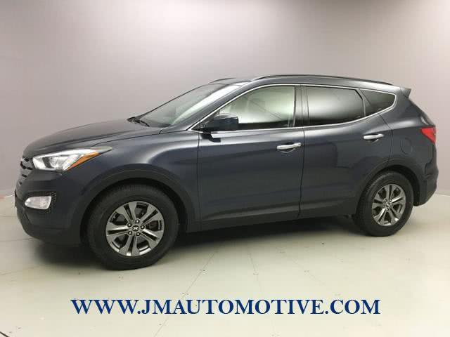 2014 Hyundai Santa Fe Sport AWD 4dr 2.4, available for sale in Naugatuck, CT