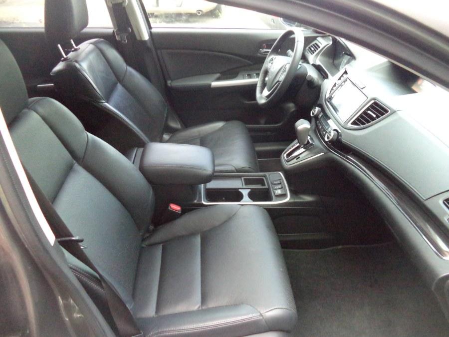 Used Honda CR-V EX-L AWD 2015 | Riverside Motorcars, LLC. Naugatuck, Connecticut