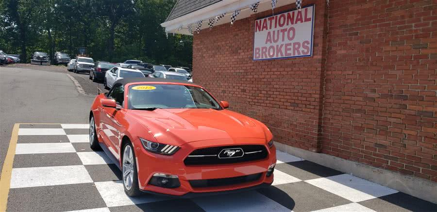 Used 2015 Ford Mustang in Waterbury, Connecticut | National Auto Brokers, Inc.. Waterbury, Connecticut
