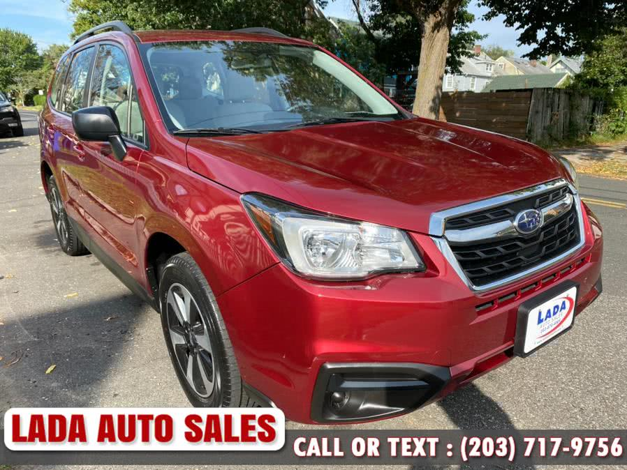 Used Subaru Forester 2.5i CVT 2017 | Lada Auto Sales. Bridgeport, Connecticut