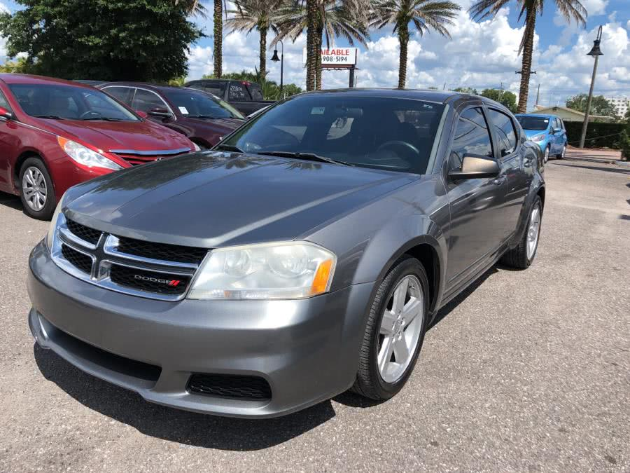 Used Dodge Avenger 4dr Sdn SE 2013 | Central florida Auto Trader. Kissimmee, Florida