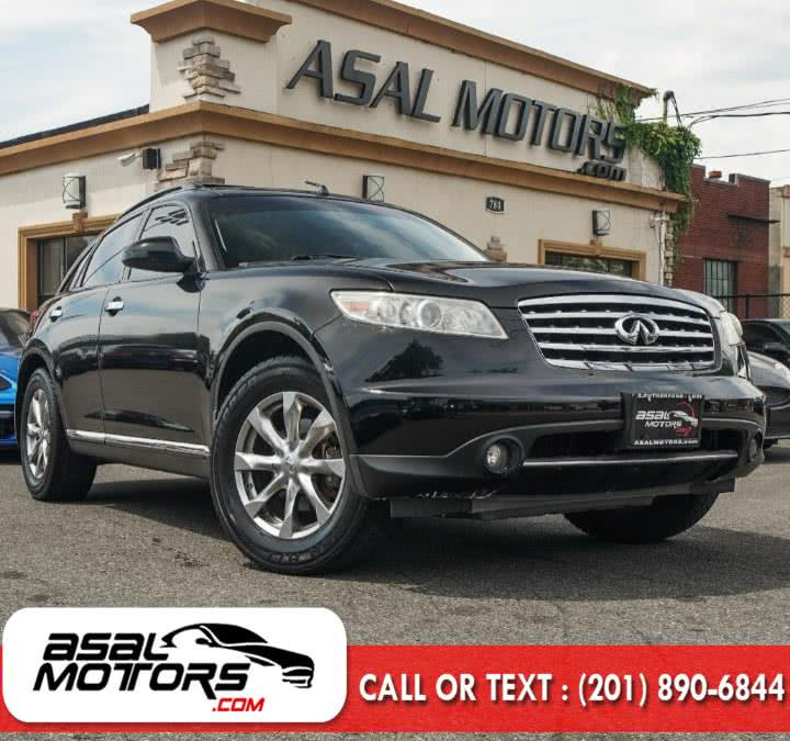 Used 2008 Infiniti FX35 in East Rutherford, New Jersey | Asal Motors. East Rutherford, New Jersey