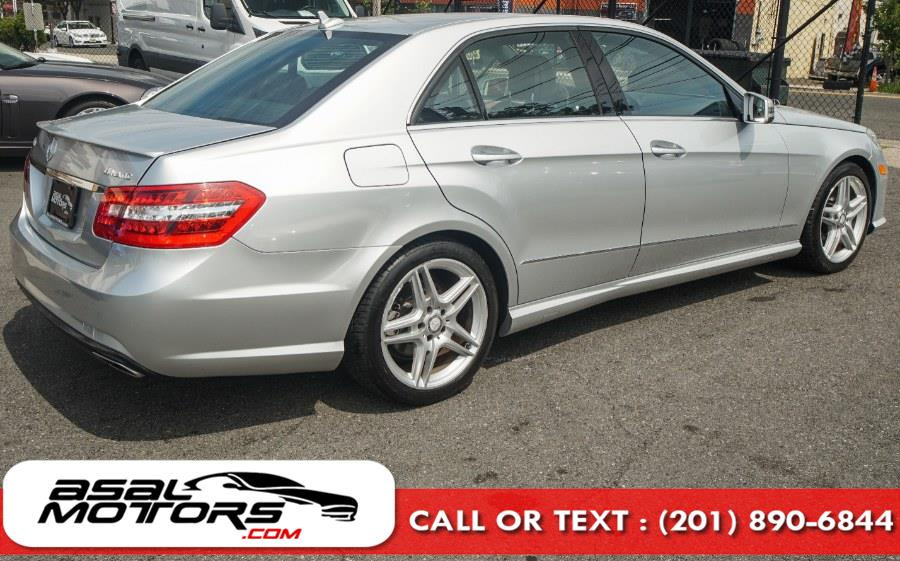 Used Mercedes-Benz E-Class 4dr Sdn E350 Sport 4MATIC *Ltd Avail* 2013 | Asal Motors. East Rutherford, New Jersey
