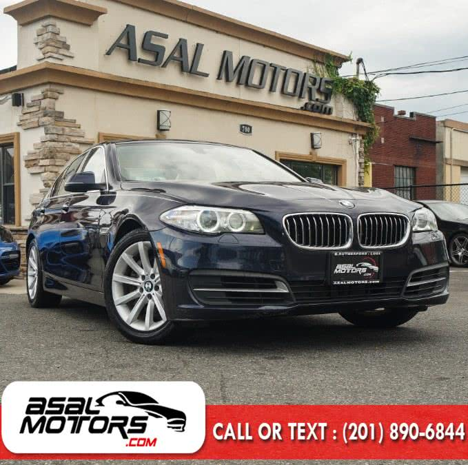 Used 2014 BMW 5 Series in East Rutherford, New Jersey | Asal Motors. East Rutherford, New Jersey