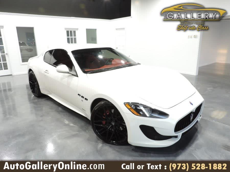 Used 2016 Maserati GranTurismo in Lodi, New Jersey | Auto Gallery. Lodi, New Jersey