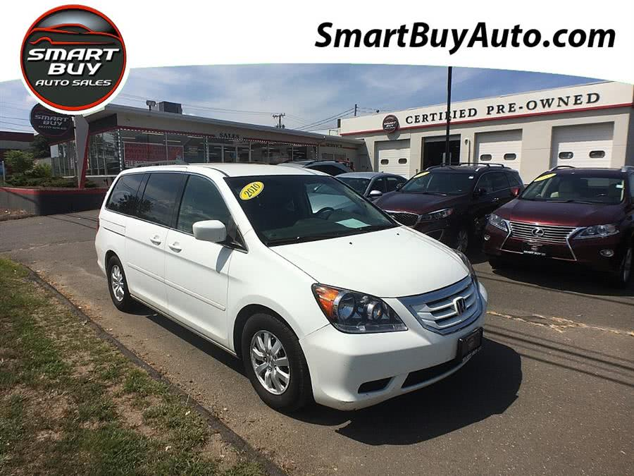 Used Honda Odyssey EX 2010 | Smart Buy Auto Sales, LLC. Wallingford, Connecticut