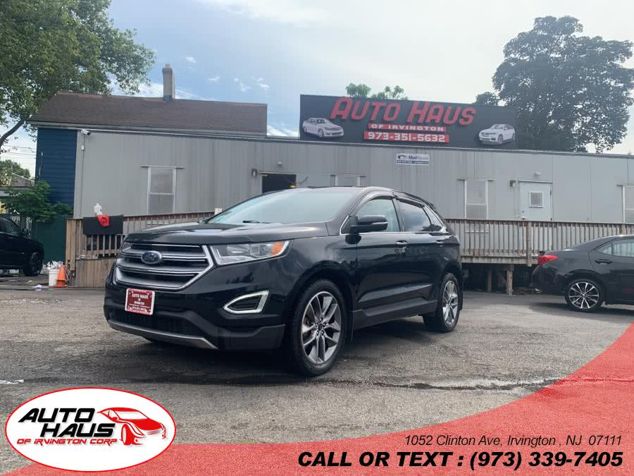Used 2018 Ford Edge in Irvington , New Jersey | Auto Haus of Irvington Corp. Irvington , New Jersey