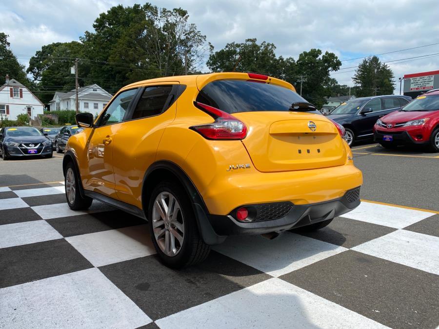Used Nissan JUKE 5dr Wgn SV AWD 2016 | National Auto Brokers, Inc.. Waterbury, Connecticut