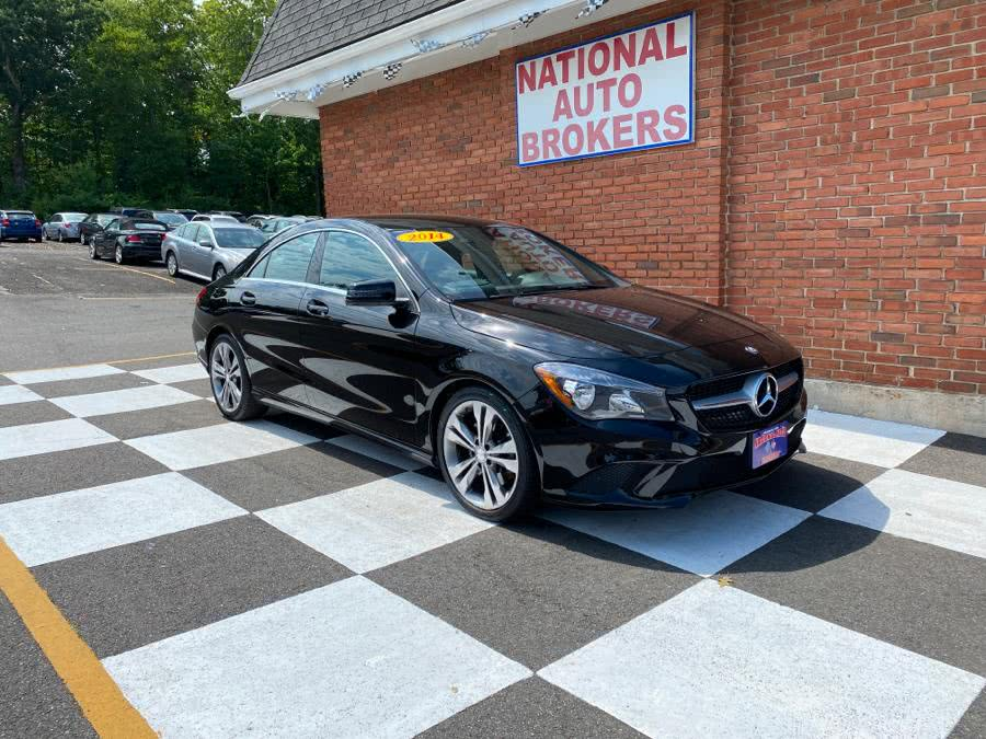 Used 2014 Mercedes-Benz CLA-Class in Waterbury, Connecticut | National Auto Brokers, Inc.. Waterbury, Connecticut