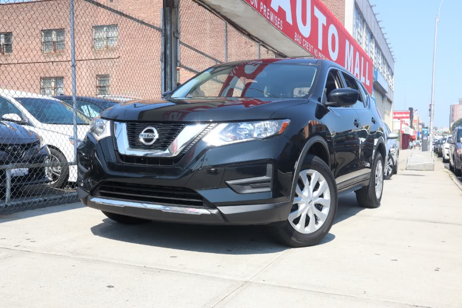 Used Nissan Rogue AWD S 2017 | Hillside Auto Mall Inc.. Jamaica, New York