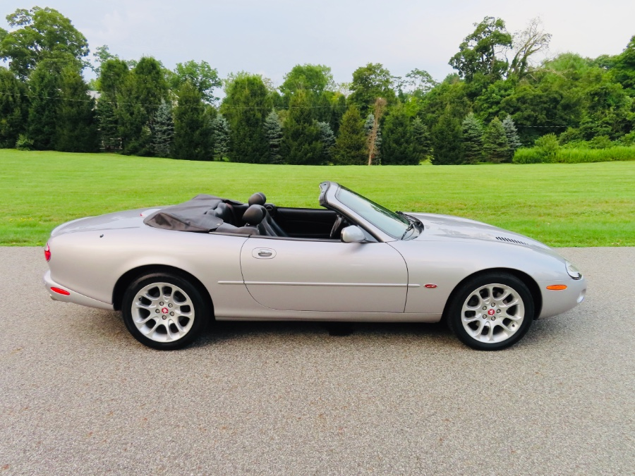 Used Jaguar XK8 2dr Conv XKR 2002 | Meccanic Shop North Inc. North Salem, New York