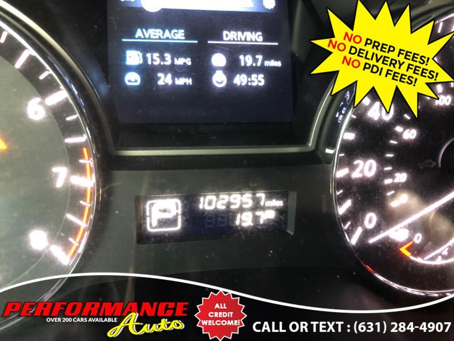 Used Nissan Pathfinder 4WD 4dr Platinum 2014 | Performance Auto Inc. Bohemia, New York