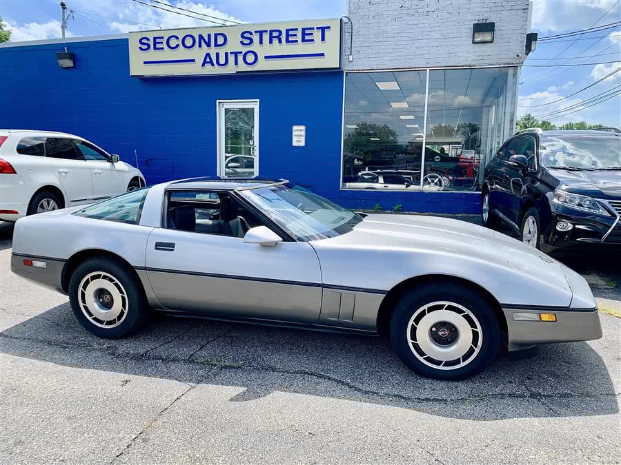 Used 1984 Chevrolet Corvette in Manchester, New Hampshire | Second Street Auto Sales Inc. Manchester, New Hampshire
