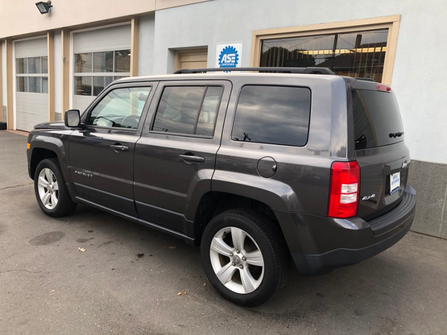 Used Jeep Patriot 4WD 4dr Latitude 2014 | Bristol Auto Center LLC. Bristol, Connecticut
